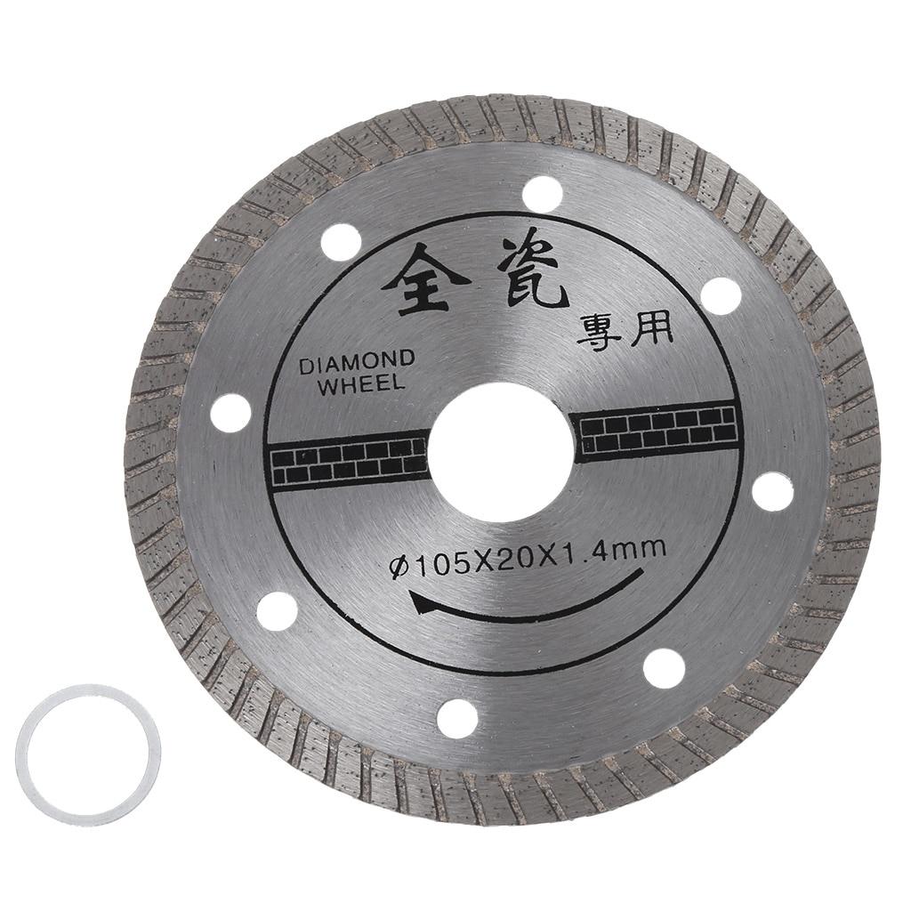 Diamond Ceramic Saw Blade Vitrify Disc Wheel Sharp Cutting Porcelain Tile Marble
