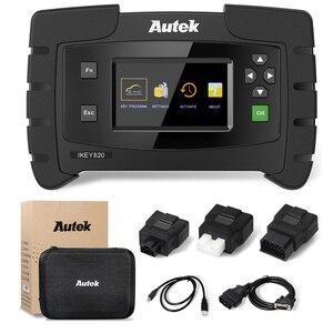 Image 5 - Autek Auto Auto Schlüssel Porgrammer IKEY820 Original über OBD2 schlüssel Hinzufügen Fernbedienung oder Alle schlüssel verloren Keyless immo schlüssel programmierung bis zu 2017