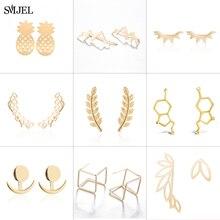 Pineapple earrings; summer fun; pinapple pen; apple pen; silver pineapple; gold pineapple