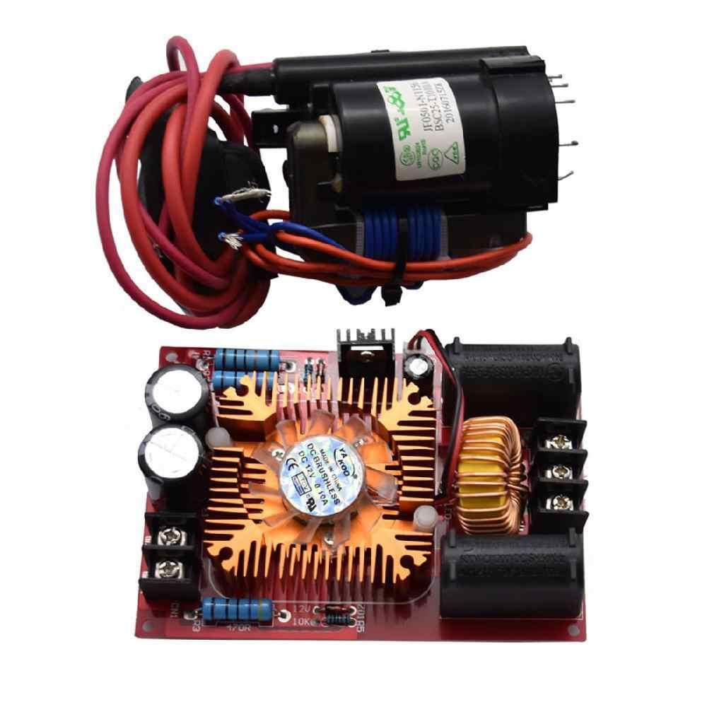 DC12V-30V Coil Flyback Driver + คอยล์จุดระเบิดสำหรับ ZVS Tesla SGTC Marx Generator