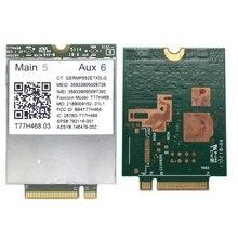 1 Pcs Lt4120 X5 LTE T77W595 796928-001 LTE Modem & 1 Pcs 4G Module LT4211 T77H468 GOBI5000 LTE/EV-DO/HSPA+WWAN Card