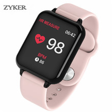 ZYKER Bluetooth Smart watches Waterproof Watch Smart watch With Heart Rate Blood Pressure Sport Smartwatch For IOS Android phone [in stock]no 1 g8 smartwatch bluetooth 4 0 sim call message reminder heart rate blood pressure smart watch for android ios phone