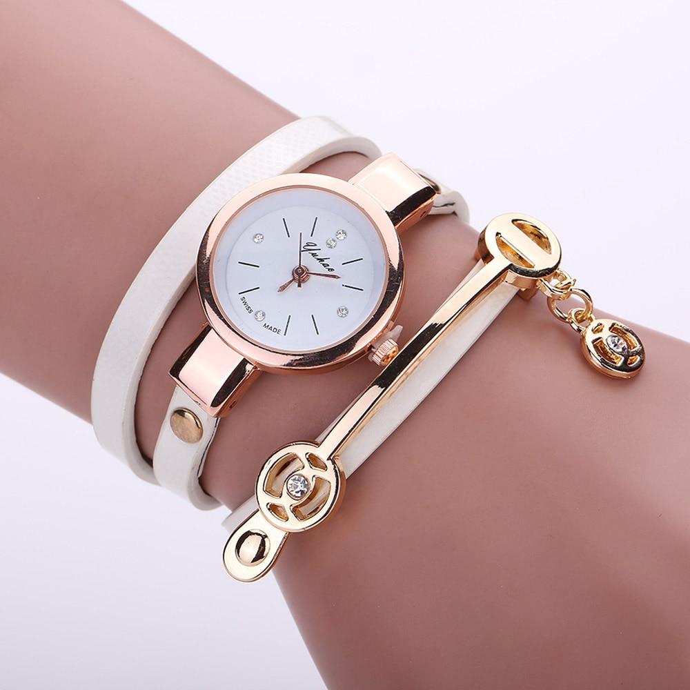 Fashion Women Bracelet Watches Ladies Dress Clock Casual Simple Analog Quartz Wristwatches Relogio Feminino Gift Drop Shipping (4)