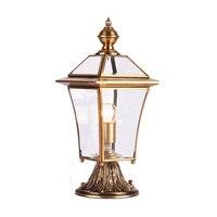 Nuevo https://ae01.alicdn.com/kf/H2bfaf0baea6e4e488c003f6c8383637dt/Iluminación de paisaje de cobre de estilo americano lámpara de porche Villa jardín lámpara de prados.jpg
