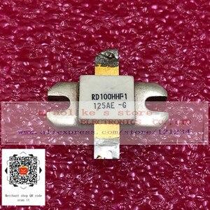 Image 2 - [使用] 100% オリジナル; RD100HHF1 RD100HHF1 101 ふくれっ面> 100 ワット、gp> 11.5dB @ vdd = 12.5v、f = 30mhz • 高効率: 60% 標準にhfバンド
