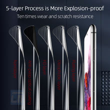 999D Privacy Full Curved Hydrogel Film for Samsung galaxy S20 Ultra Screen Protector for Samsung Note 10 9 8 S10 S9 S8 Plus Film