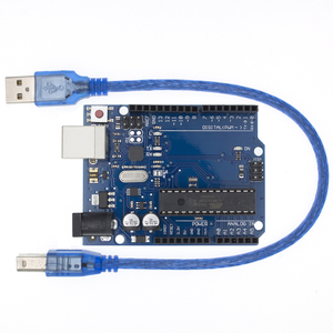 Image 2 - 10 set x development Board Compatible wth UNO R3 MEGA328P ATMEGA16U2 + USB Cable