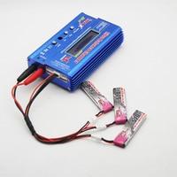 1S LIPO Batterie PH 2,0 PH 1,5 51005 Power Ladekabel Draht 4mm Stecker für Gaoneng BetaFPV RC FPV Drone IMAX B6 B6AC Ladegerät