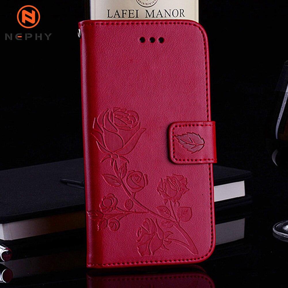 Capa em couro de luxo para iPhone 11 Pro XS MAX X XR 5 6 S 5S 6S SE 7 8 Plus Apple iPhon 7Plus 8Plus Capa para celular Suporte macio à prova de choque Bolsa completa Bolsa magnética Padrão de flor