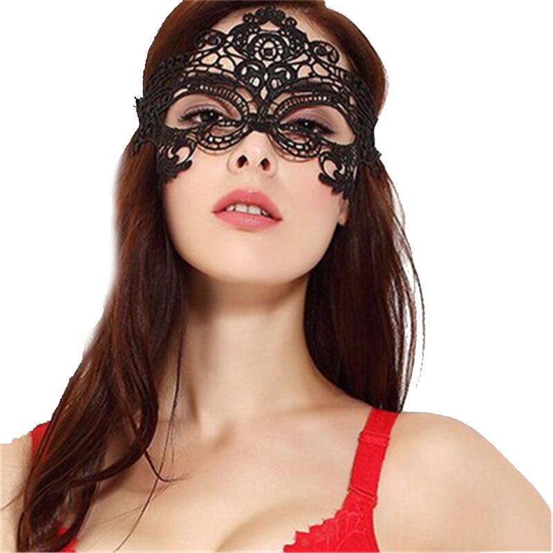 Black Eye Mask Sex For Woman Adult Games Bondage Tools Blindfold Blinder Bdsm SM Erotic Slave Sex Toys Product Muply Mask Sex