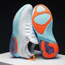 Couple Shoes Sneaker Walking Casual New for Men Zapatillas 46 Plus-Size 36-46