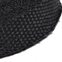 1x Set Roll Titan Auspuffrohr Wärme Wrap Band 4x Krawatten edelstahl Schwarz Neue Hohe Qualität-in Radiatoren & Teile aus Kraftfahrzeuge und Motorräder bei
