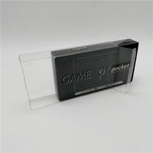 Kolekcja wyświetlacz box pudełko ochronne schowek na japońską wersję Gameboy pocket GBP