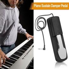 Новая педаль для поддержки клавиатуры пианино для Casio Yamaha Roland электрическое пианино электронная клавиатура электронная педаль для пианино