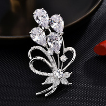 Crystal Brooches for women High end Pin Brooch dress Accessories enamel pin Fashion Jewelry cc brooch gifts for women hijab pins brooches for women hijab pins fashion jewelry cc brooch gifts for women high end wedding brooch dress accessories enamel pins