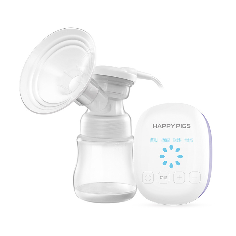 Smart Charging Lithium Portable Electric Breast Pump 8 For Mute Large Suction Automatic Breast Pump