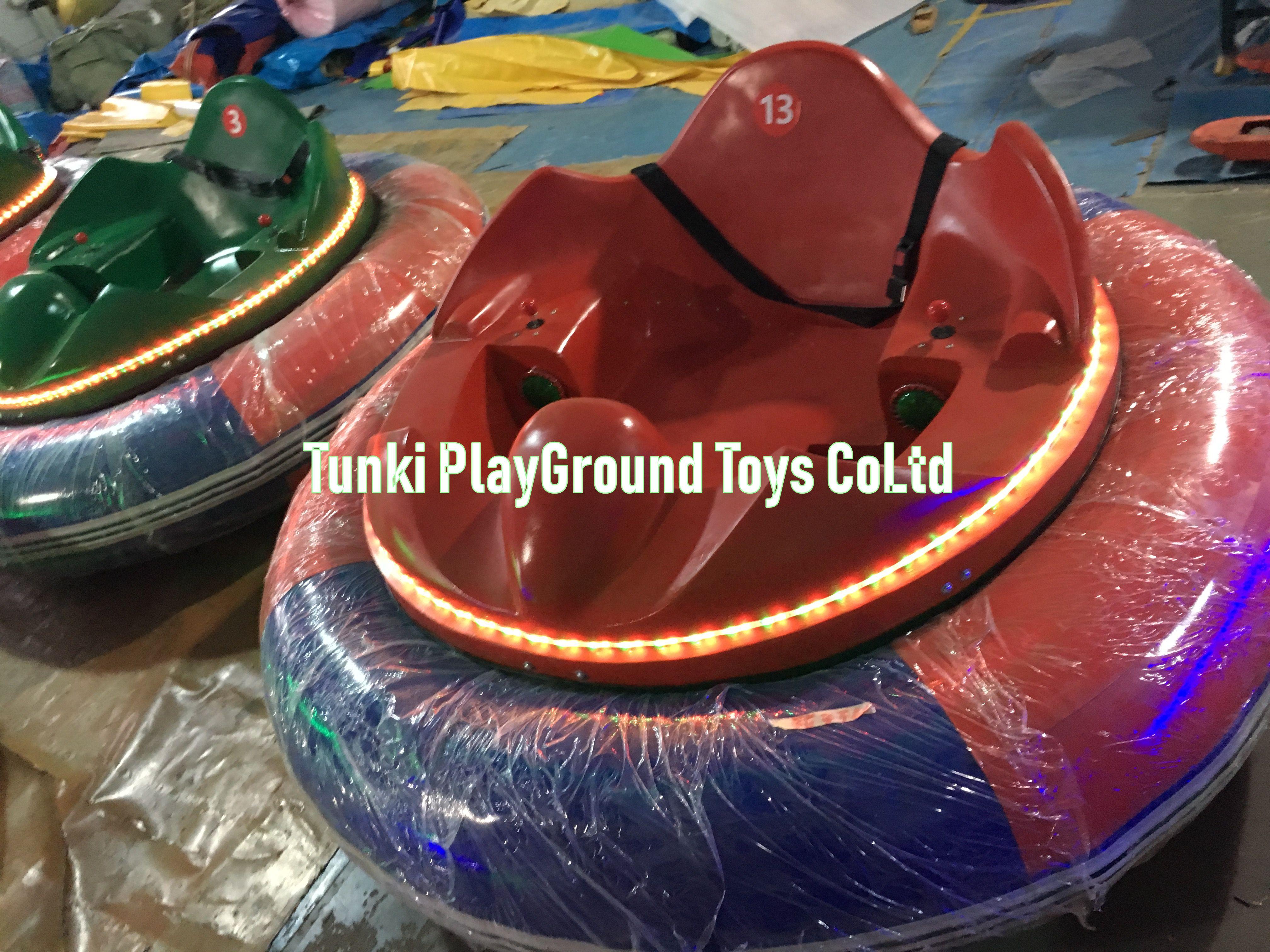 Park Coin Small Bumper Car Electric Bumper Car For Sale