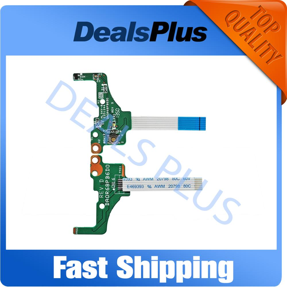 NEW Power Switch Button Board Cable For HP Pavilion 17-E 17-E017DX Laptop