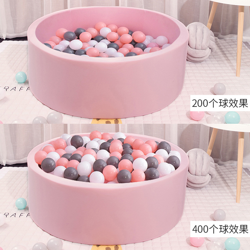INS Children's Network Hong Ocean Ball Pool Toy Game Baby Indoor Household Fence Unisex Have Ocean Ball