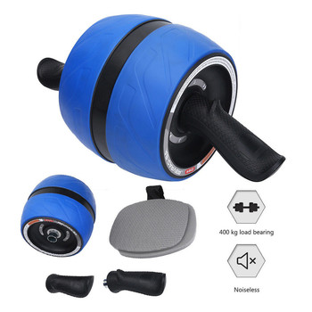 Abdominal Roller Wheel Abs Crunch Machine Abdominal Stomach Slide Arms Exercise Roller Strength Agility Trainin Body Building