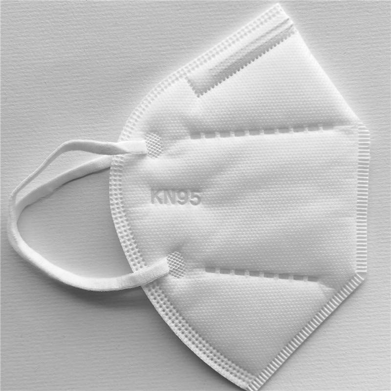 200pcs anti dust mask KN95 N95 KF94 5layer protective mask disposable masks air filter masks antivirus masks PM2.5 n95 mask 1