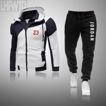 2020 New Brand Men Clothing Sets Tracksuit 2 Piece Sets Hoodies+Pants Men's Sweater Set Sports Suit Streetswear Jackets zogaa new casual men tracksuit men hoodies sweatshirts with pants set brand new 2 piece set sweat suit mens joggers sets