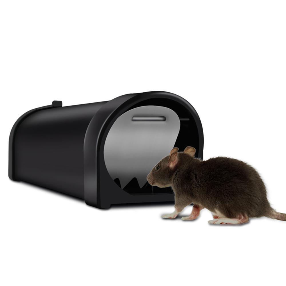 2 / 3 Pcs Live Mouse Trap No Kill Plastic Reusable Small Mousetrap Rat Killer Killing Mice