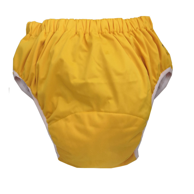 4 Color Choice  Waterproof Older Children  Adult Cloth Diaper Cover Nappy Nappies Adult Diaper  Pants  XS S M L