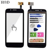 Tela sensível ao toque para keneksi norma 2 digitador da tela de toque sensor de peças do painel de toque 4.5 mobile adhesive ferramentas móveis adesivo