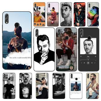 Babaite Sam Smith Phone Case For Huawei Honor 8X 8A 9 10 20 Lite 30Pro 7C 7A 10i 20i image