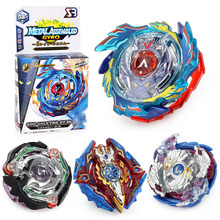 Burst Generation Assembled Alloy Battle Blast Gyroscope Toy burst generation blast gyroscope alloy assembled combat gyro toy with ruler launcher