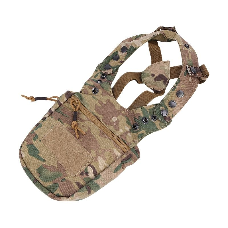 Emersongear Tactical Portable Concealed Underarm Bag Under Cover Pack Pouch Airsoft Hunting Military Hiking Traning Multicam
