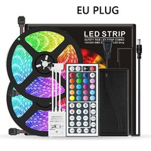 5050RGB colorful lights with low voltage 12V waterproof 300 lights 10 meters light with color box set 1pc low voltage waterproof landscape light red and green decorative lights page 4