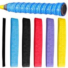Анти-скольжения Бейсбол бадминтон ракетка для Софтбола резиновая ручка Обёрточная бумага лента
