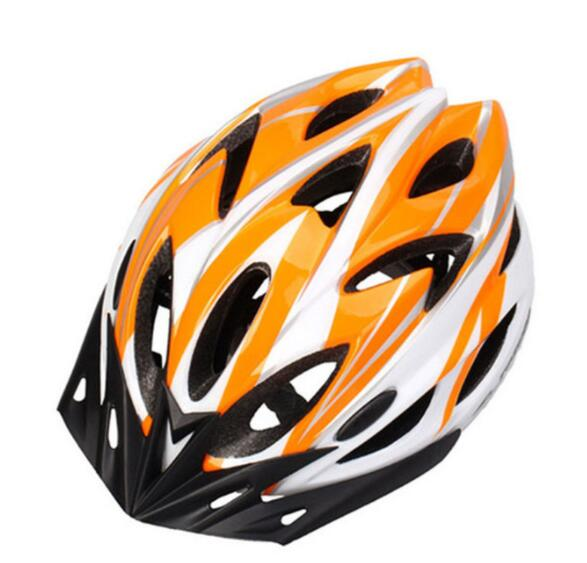 Orange Helmet