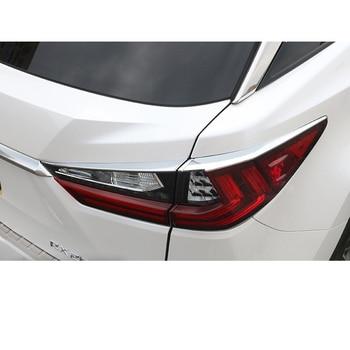 Lsrtw2017 for Lexus RX RX200t 450h RX300 Car Taillight Trims Decorative Interior Mouldings Accessories
