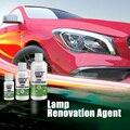 Лампа для ремонта автомобильных фар HGKJ, наждачная бумага для ремонта и ремонта автомобильных фар, универсальный инструмент для полировки
