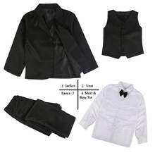 Детская повседневная одежда с круглым вырезом; 5 шт в комплекте
