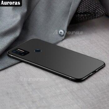 Las Auroras para Umidigi A7 Pro caso la protección completa de silicona suave cubierta mate para Umidigi A7 Pro teléfono fundas a prueba de golpes