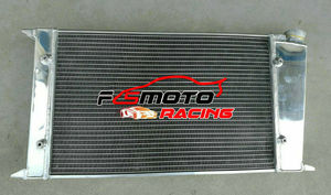 Image 3 - Aluminum Radiator For VW GOLF MK1/CADDY/ SCIROCCO GTI SPEC 1.6 1.8 Hot Selling