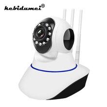 Kebidumei 1080P kamera IP bezprzewodowy bezpieczeństwo w domu kamery kamera monitorująca Wifi noktowizor kamera telewizji przemysłowej 2mp niania elektroniczna Baby Monitor