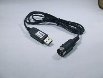USB к кота Din6 кабель для Kenwood TS-440 TS-450 TS-680 TS-950 TS-940 TS-850 790