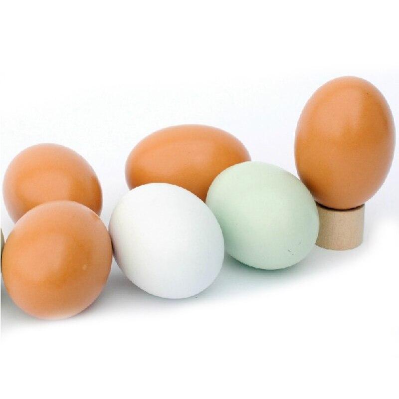 1 pçs alta artificial ovo falso simulação alimentos legumes ensinar ornamento fotografia adereços presentes criativos brinquedos para crianças