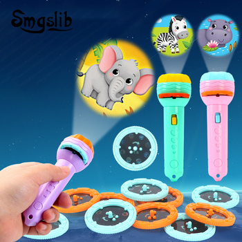 Projection Flashlight Lamp Toy 1