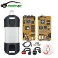 Диагностический сканер Can Clip V205 для Renault Can Clip V205, полный чип CYPRESS AN2131QC AN2135SC, диагностический интерфейс для автомобиля