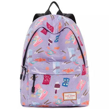 Forever Cultivate Backpack Women Canvas School Bag Girl Large Capacity College Student Bookbag 14'' Laptop Backpack High Quality canvas double shoulder backpack high quality student laptop daypacks bag large capacity travel backpack outdoor storage bag