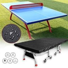 Table-Cover Moisture Dustproof Outdoor Black Anti-Ultraviolet Convenient Sports