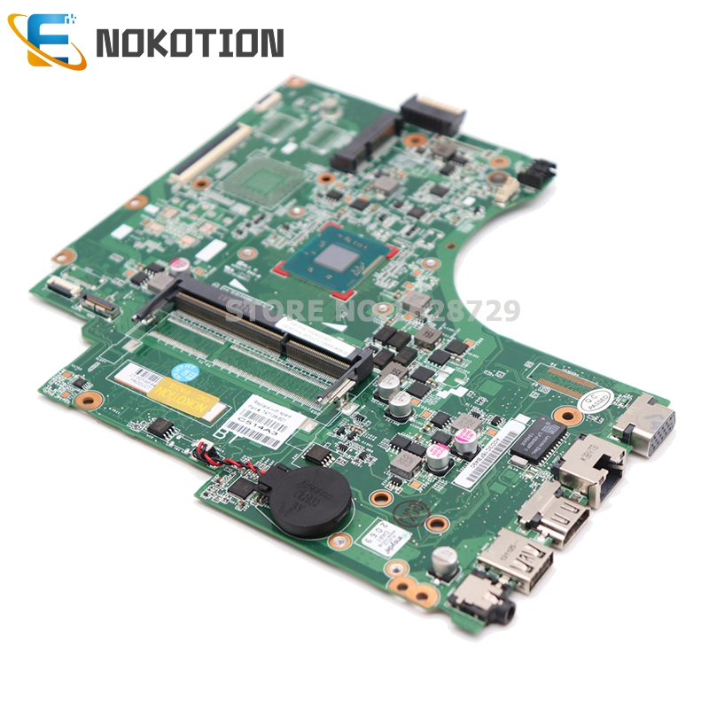 NOKOTION 747138-601 747138-501 747138-001 PN 010194Q00-491-G For HP Untuk 15-D Motherboard All In One N3510 Cpu DDR3 Mainboard