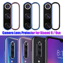 1PC Metal Rear Camera Lens Protector Aluminum Ring Case Cover For Xiaomi Mi 9 / 9 se Phone Accessories(China)