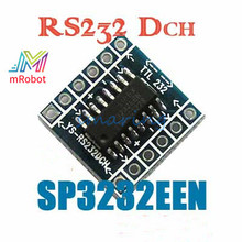 USB to TTL RS232 Converter Adaptor Module SP3232EEN Dual Channel Supports DIY RC Electronic
